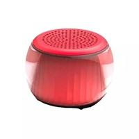 Портативная колонка Xiaomi Velev TWS Colorful Lighting Bluetooth Stereo Red